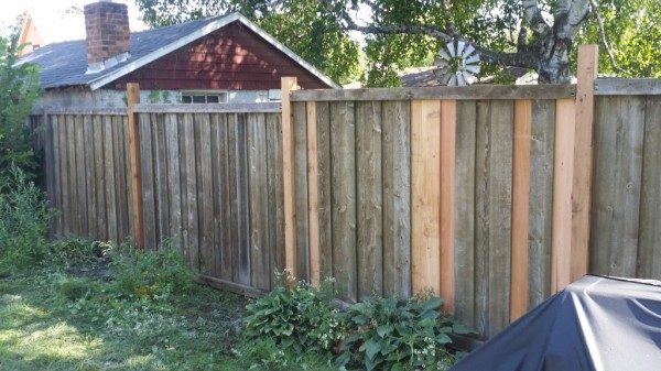 RETIRED CEDAR FENCE GALLERY